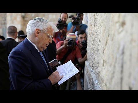 Ισραήλ: Επίσκεψη του νέου Αμερικανού πρέσβη στο Τείχος των Δακρύων