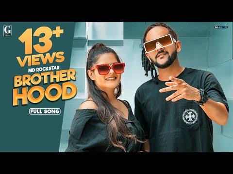 Brotherhood : MD Desi Rockstar (Full Song) Pragati | Rohit Rao | Latest Haryanvi Songs 2020