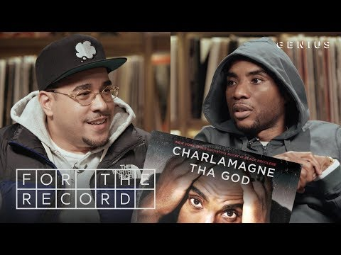 Charlamagne Tha God Discusses His Book 'Shook One,' Mental Health And Kanye West | For The Record