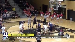 RHS Boys Basketball vs. Lewis Cass