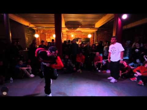 Dimension (The-Alcemist) vs Kevin Kofi (LGU, Y.K) | 1/8 final Hip-Hop | Battle Street Contest 2013