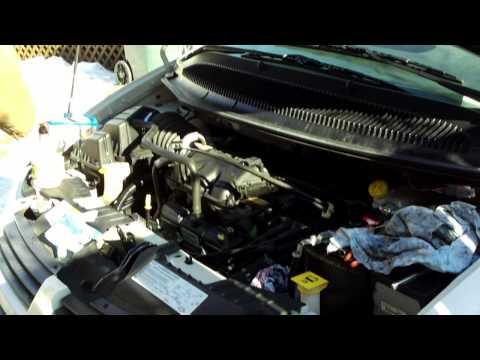 dodge caravan noisy steering DIY fix