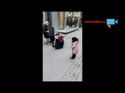 Vanocni video