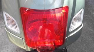 6. Vespa GTV 250ie - Walkaround