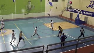 Liga Deportiva Mixta de Basquetball de Lima (LBL) - Primera División Varones -  1ra. Rueda - 4ta. Fecha - 3er y 4to cuarto