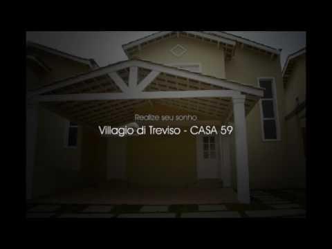Villagio di Treviso - VENDO CASA NOVA CONDOMÍNIO EM SOROCABA / SAO PAULO