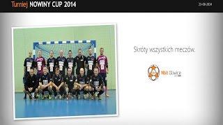 Skróty meczów z turnieju Ekom Futsal Nowiny CUP 2014