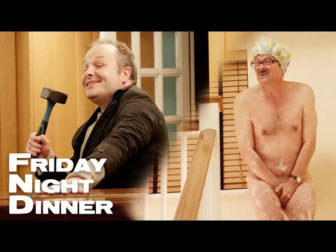 Soapy Jim & The Revengeful Piano Tuner   Friday Night Dinner