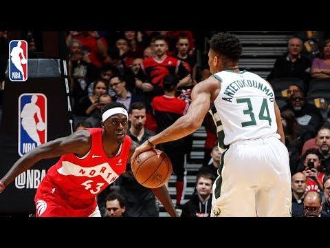 Video: Full Game Recap: Bucks vs Raptors   7 Bucks Score in Double-Figures