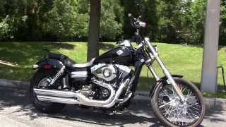 10. Used 2013 Harley Davidson Dyna Wide Glide Motorcycles for sale Inverness Fl