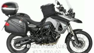 8. 2012 BMW F 800 GS  motorbike Top Speed Specs Dealers Transmission Info Details Specification