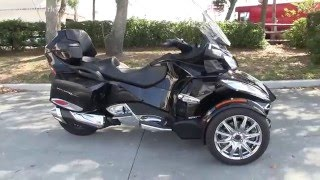 6. 2014 Can-Am Spyder RT for sale on Ebay