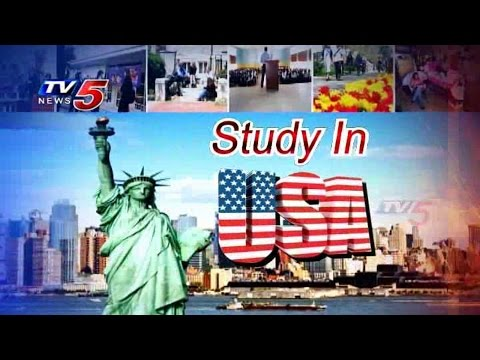 Question & Answers About Studies,Visa Issue Formalities In USA : TV5 News