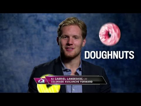 Video: Puck Personality: Food Eating Contests