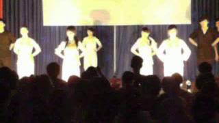 THPT Võ Minh Đức - 12a5 - Múa Dân Gian 20-11-2011