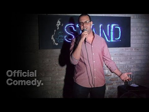 The Bike Lane! - Joe DeRosa - Official Comedy Stand Up
