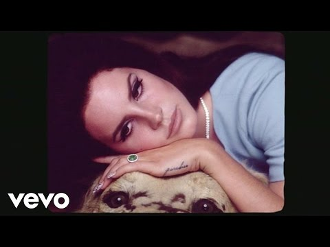 Lana Del Rey - National Anthem (видео)
