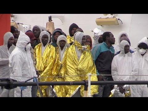 Δεν σταμάτησαν ούτε τα Χριστούγεννα οι ροές μεταναστών και προσφύγων προς την Ευρώπη