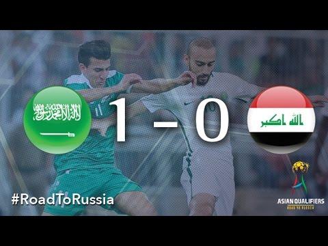 Саудовская Аравия - Ирак 1:0. Видеообзор матча 28.03.2017. Видео голов и опасных моментов игры