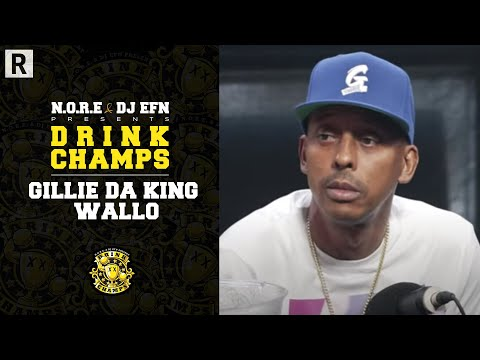 Gillie Da King & Wallo On Black Lives Matter Movement, Black On Black Crime & More | Drink Champs