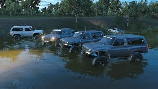 The brand new Forza Horizon 3 Hoonigan Car Pack just released featuring the new 1979 Hoonigan Baldwin Motorsports 'Loki'...