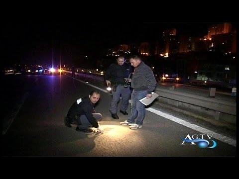 Viadotto Morandi ennesimo incidente stradale