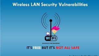 Wireless LAN Security Vulnerabilities