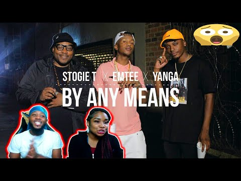 Stogie T - By Any Means Ft Emtee & Yanga TREZSOOLITREACTS