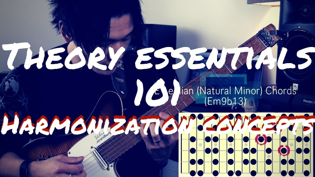 Learn to Harmonize ANY Scale on Guitar!