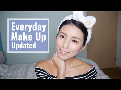 Everyday Make Up UPDATED 平日妝容更新