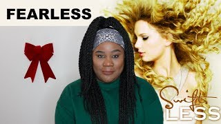 Taylor Swift - Fearless Album |REACTION|