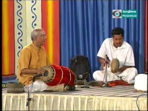 Thaniavarthanam-Shri.Mannargudi A Easwaran