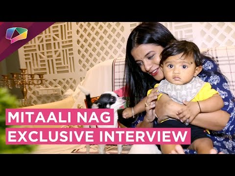 Mithali Nag Talks About Her Baby, Cameo In Iss Pya