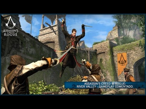 Assassin's Creed Rogue se deja ver en dos nuevos gameplay