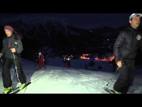 Découverte du ski de randonnée à Réallon