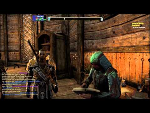 ESO: How to Cure Vampirism or Werewolf
