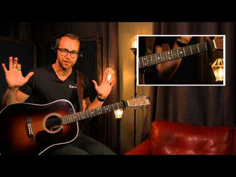 Kingdom Come: From Covenant Worship (Official Acoustic Guitar Tutorial)