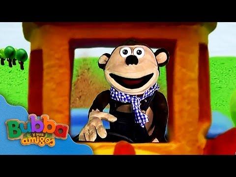 Descubriendo los Transportes  - El Mono Bubba