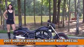 6. Used 2007 Harley Davidson Night Rod Special Motorcycles for sale