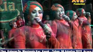 Qosidah NASIDA RIA * Insya Allah - All Artis *(Kerek-Tuban,060815) Video