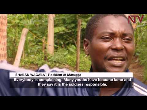 UPDF soldiers accused of torture