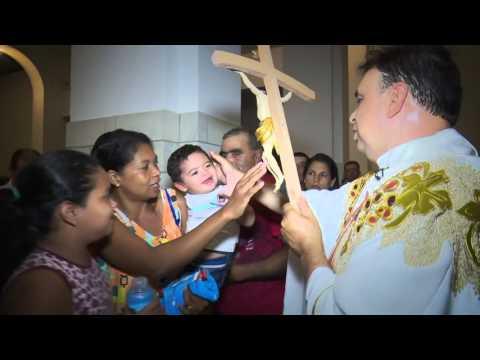 Missa MEJ Itaporanga (SP) - Paróquia São João Batista