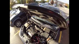 lockout and jumpstart for a ford focus