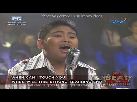 Eat Bulaga Beat The Champion January 11 2017 Full Episode #ALDUBLifePositivity (видео)