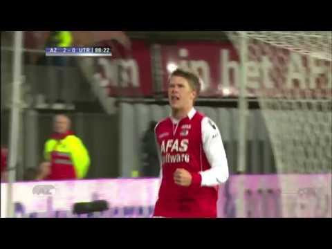 Historie AZ - FC Utrecht
