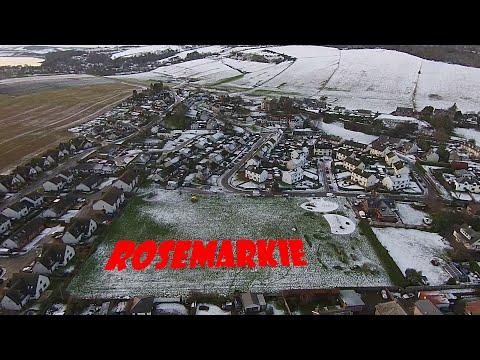 Rosemarkie Drone Video