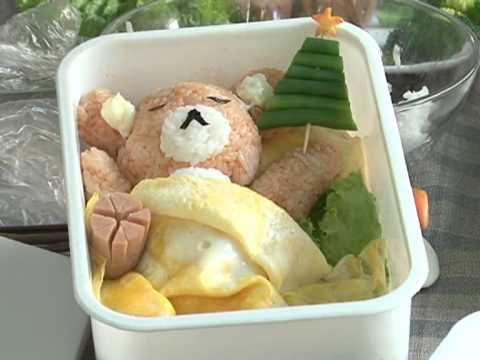 Làm cơm hộp Bento