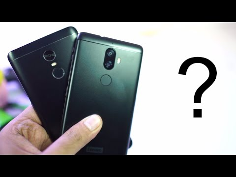Lenovo K8 Plus vs Redmi Note 4 Speed test and Memory Management Test