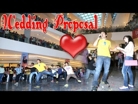 Songs In Amazing Flash Mob Wedding Proposal Elante Mall Chandigarh