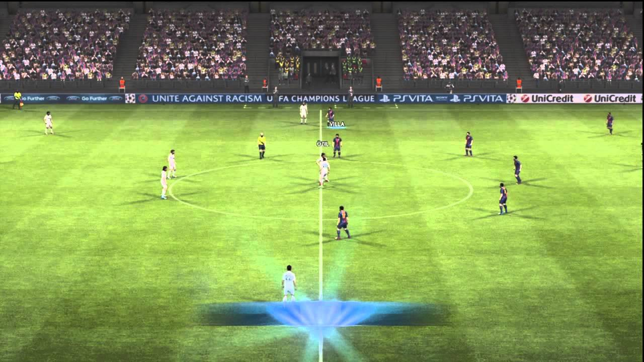 (FULL HD) Pro Evolution Soccer 2013 – Real Madrid vs Barcelona – PARTE 3/3 – Gameplay